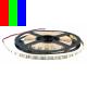 Светодиодная лента 5050 60шт/м 12В IP20 RGB Многоцветная