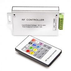 Контроллер для RGB ленты 18А с пультом 20 кнопок (радио)